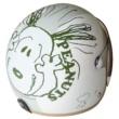 SNOOPYのジェットシールドヘルメットでみんなが笑顔になるはず♪