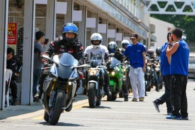 """普通二輪免許でもビッグバイク試乗OK!レッドバロン""""ステップアップ試乗会"""" 7月25・26日に開催決定"""