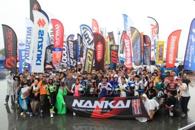 2019 NANKAIライダーズMEET in 鈴鹿サーキットGPスクエア開催レポート
