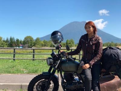 女性冒険家のGaru chanが日本縦断カフェ巡りの旅を決行中!