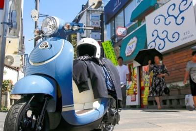 """鎌倉で無料バイクレンタルサービス""""HondaGO BIKE STAND""""が利用可能♪"""