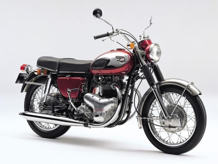 カワサキ 650-W1