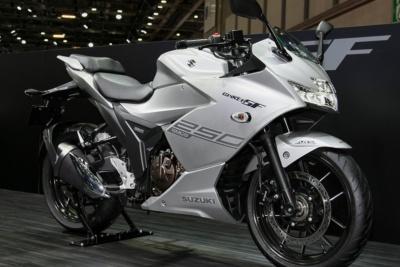 【東京モーターショー2019】スズキはコンパクトな油冷エンジンが魅力のジクサーSF250に注目!
