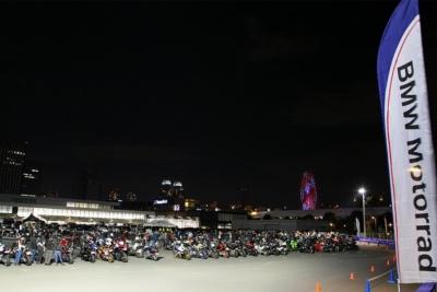 """夜間のお台場にフラリと集えるミーティング♪ """"8th Night Rider Meeting""""開催レポート"""
