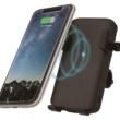 ワイヤレス充電対応!ライズインターナショナルのDEFブランドより、モバイルバッテリー付きスマートフォンホルダーが新発売♪