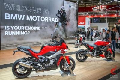 【EICMA2019】BMWモトラッドはFシリーズの新型2モデルを世界初公開、ほか多数の展示車両を用意