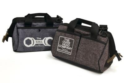 The Over Head Companyより、普段使いやカメラバッグなどにも最適なツールバッグが新登場♪