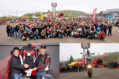 """ドゥカティディーラー3店舗を抱えるキズキ主催のミーティング""""Ducati Owner's Meeting 2019""""開催レポート"""