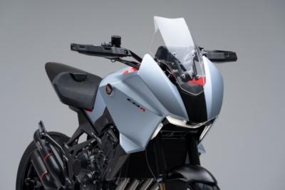 【EICMA2019】ホンダは先進的なコンセプトモデルCB4X発表