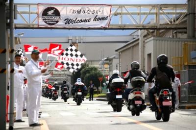 """製造工程が見られる貴重な一日""""Hondaモーターサイクルホームカミング""""開催レポート"""