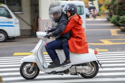 """タンデム試乗で距離がグッと近くなる!タンデム試乗会""""LOVE Lambretta""""開催レポート♡"""