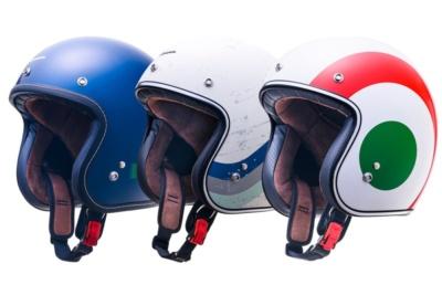 ベスパが純正ヘルメットを国内販売開始!