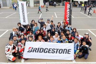 レディース枠があるから安心の走行会BATTLAX FUN & RIDE MEETING開催決定!