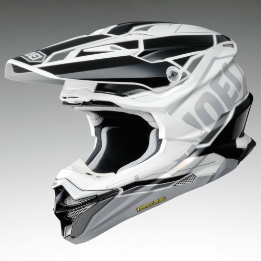 SHOEI VFX-WR ALLEGIANT TC-6(グレー×ホワイト)