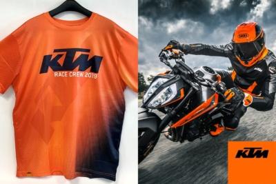 【1月31日まで!】KTM Japan公式SNSをフォローして豪華景品をGETしよう!