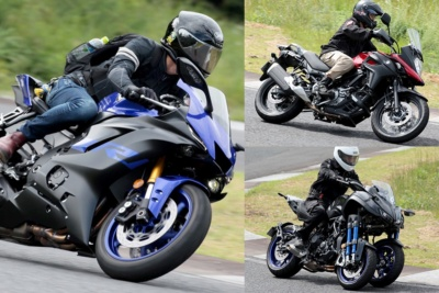 普通二輪免許でOK!大型バイクでサーキットを走れるステップアップ試乗会が3月に開催!