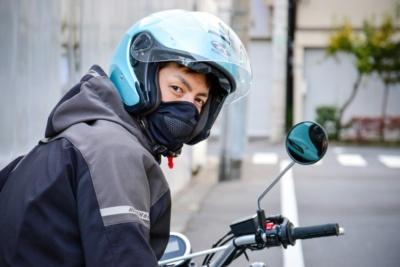 【数量限定】防風・防水&透湿素材であるチルブロックを採用した防寒マスクを再入荷!