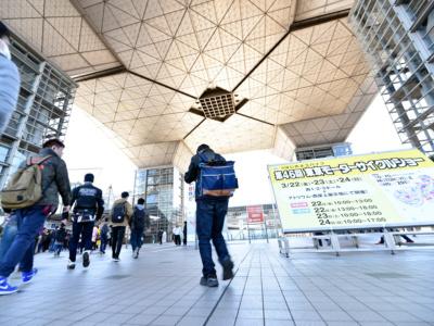 2021年春に開催予定だった東京モーターサイクルショーは中止と決定