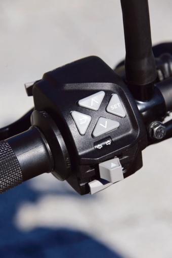 KTM 390 DUKE 左ハンドルスイッチボックス