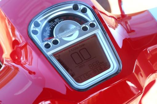LAMBRETTA V125 SPECIAL メーターパネル