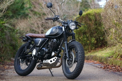 MUTT MOTORCYCLES MASTIFF250