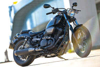 YAMAHA BOLT ABS