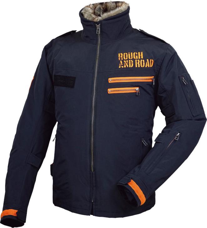 冬向けライディングジャケット