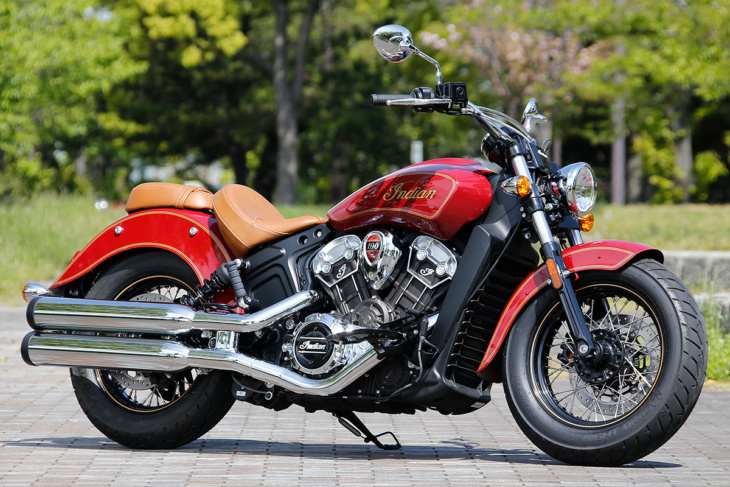 INDIAN MOTORCYCLE Scout 100th Anniversary Edition