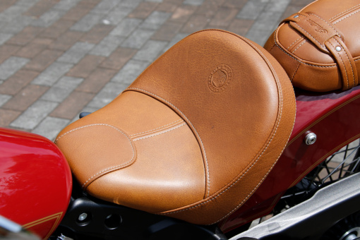 INDIAN MOTORCYCLE Scout 100th Anniversary Edition オプションシート