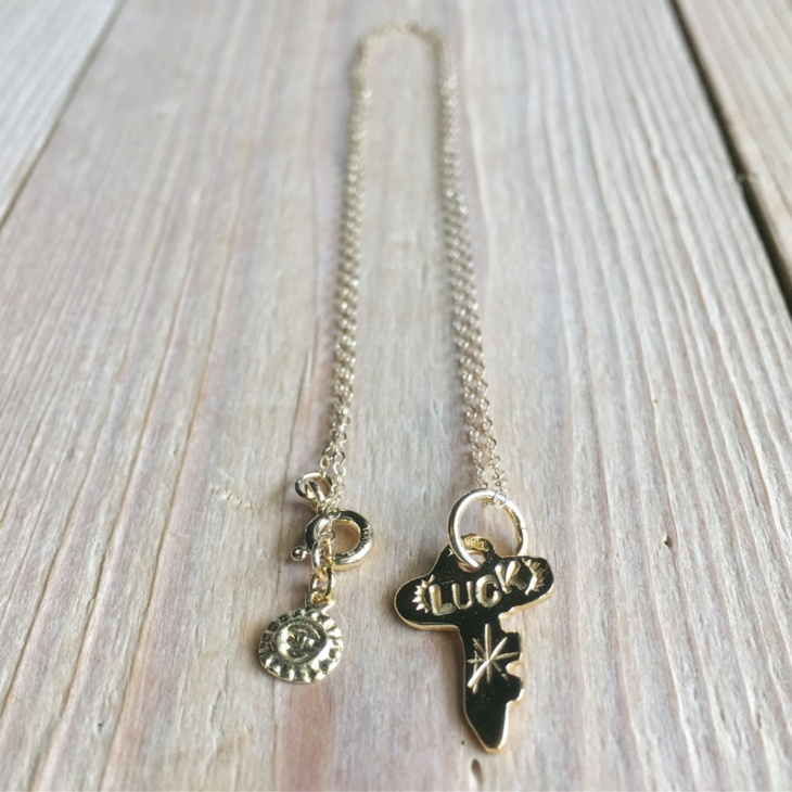 TREASURED FRIENDS Lucky Necklace