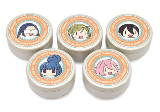 ゆるキャン△ お茶缶(紅茶付)