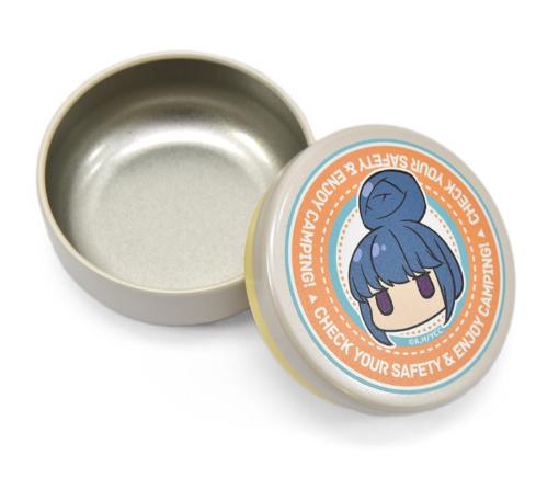 ゆるキャン△ お茶缶(志摩リン)