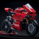 レゴ®テクニック ドゥカティパニガーレV4 R 製品イメージ