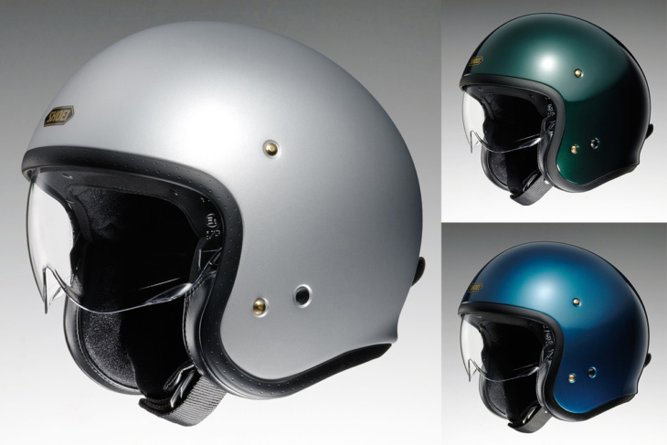 "SHOEI ジェットヘルメット""J・O"""