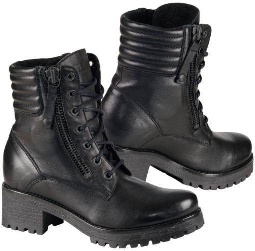 GIANNI FALCO 662 MISTY TOURING BOOTS(LADY'S)