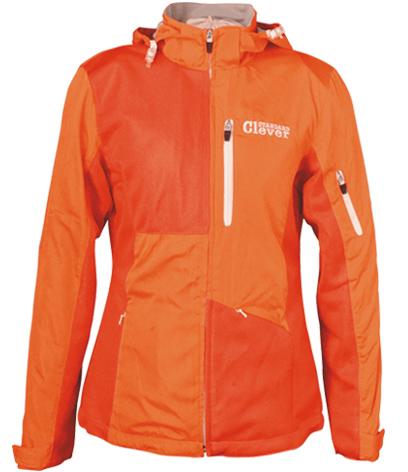 CLEVER CLJ-634 MESH JACKET オレンジ