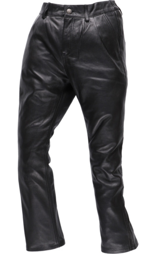 SUGAR RIDEZ SLP01 TAPERED LEATHER PANTS