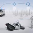 ボッシュはバイク向け自動緊急通報システムを開発。まずはドイツで実用開始予定