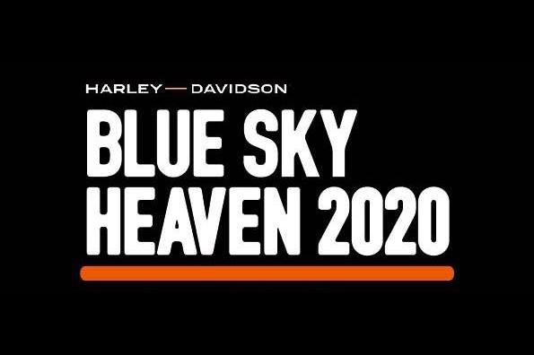 ハーレーダビッドソン ブルースカイヘブン2020