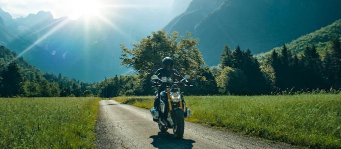 BMW Motorrad ROADSTER SUMMER FAIR