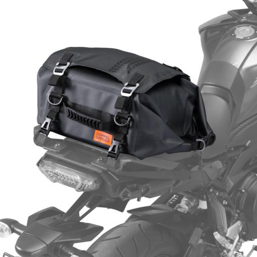 DOPPELGANGER DBT575-BK ターポリンシートバッグ デイズ(ブラック)