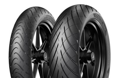 """メッツラーのスポーツツーリング用タイヤブランド""""ROADTEC™""""の名を冠したスクーター用タイヤが新登場"""