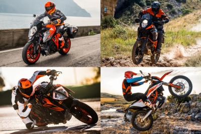 KTMのバイクが最大20%OFFになるサマークリアランスキャンペーン実施中!