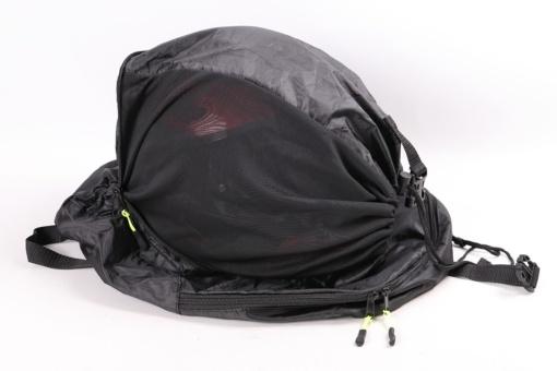 デグナー NB-163 ポケッタブルヘルメットリュック ヘルメット収納袋