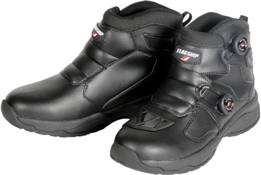 FlagShip FSB_801 Voxarm Riding Shoes ライディングシューズ ブラック