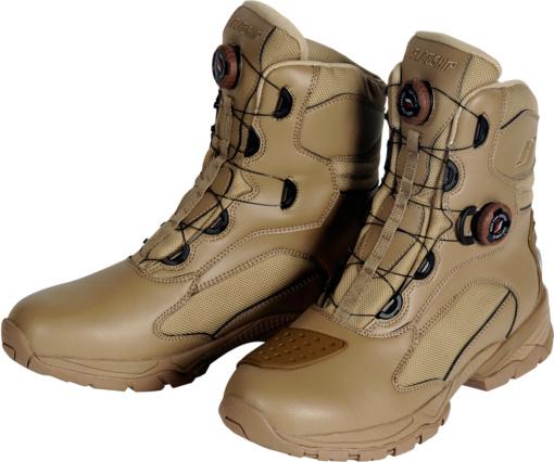 FlagShip FSB-802 Tactical Riding Boots タクティカルライディングブーツ サンドベージュ