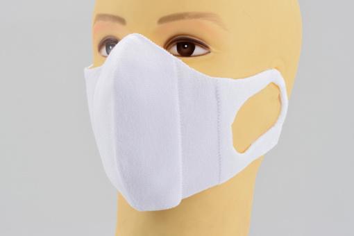 ヘンリービギンズ シームレスマスク ホワイト