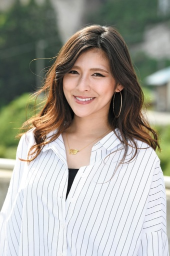 オンライン2りんかん祭り出演者 采女華さん