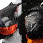 DOPPELGANGER ULヘルメットインエコリュックとUL防水エコリュック