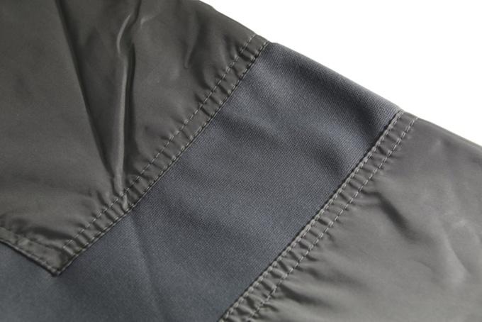 SHINICHIRO ARAKAWA Alpi ストレッチ素材を採用
